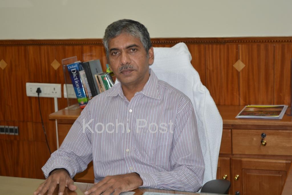 DGP Dr Jacob Thomas IPS